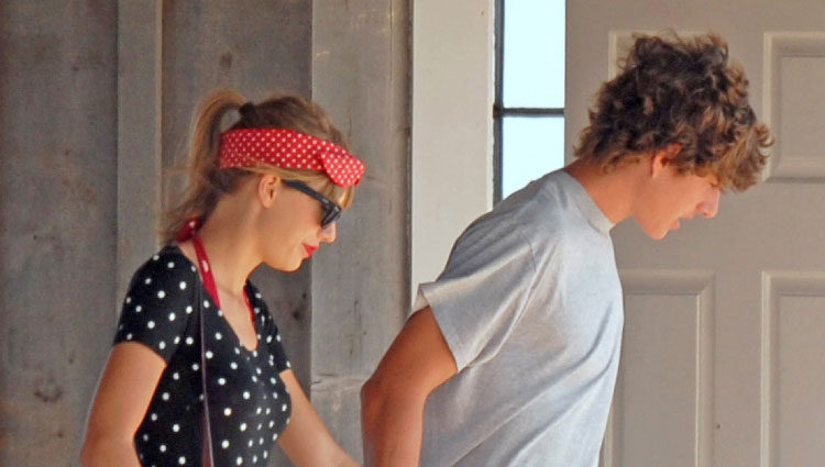 Taylor Swift y Conor Kennedy