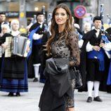 Sara Carbonero en la entrega de los Premios Príncipe de Asturias 2012