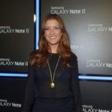 Kate Walsh en la fiesta de lanzamiento del Samsung Galaxy Note II