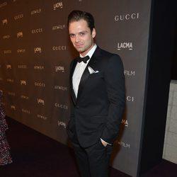 Sebastian Stan en la Gala Lacma 2012