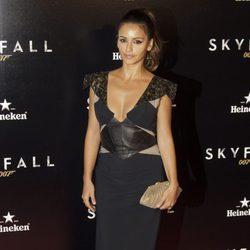 Mónica Cruz en el estreno de 'Skyfall' en Madrid