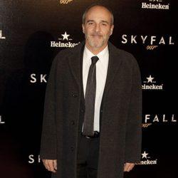Fernando Guillén Cuervo en el estreno de 'Skyfall' en Madrid
