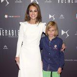 Paula Echevarría y Álvaro Daguerre en el estreno de 'Vulnerables'