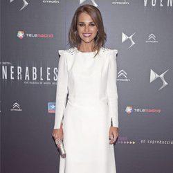 Paula Echevarría en el estreno de 'Vulnerables'