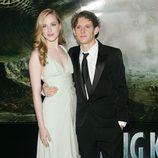 Evan Rachel Wood y Jamie Bell se convierten en marido y mujer