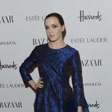 Victoria Pendleton en la gala Harper's Bazaar Mujer del Año 2012