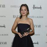 Marion Cotillard en la gala Harper's Bazaar Mujer del Año 2012