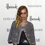 Alice Dellal en la gala Harper's Bazaar Mujer del Año 2012