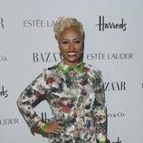 Emili Sandé en la gala Harper's Bazaar Mujer del Año 2012