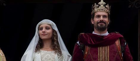 Boda de Isabel y Fernando en la serie 'Isabel'