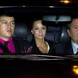 Isabel Preysler en la boda de Julio José Iglesias y Charisse Verhaert