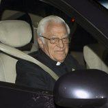 El Padre Ángel en la boda de Julio José Iglesias y Charisse Verhaert