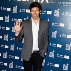 Andrés Velencoso estrena 'Fin' en el Festival de Cine Europeo de Sevilla 2012