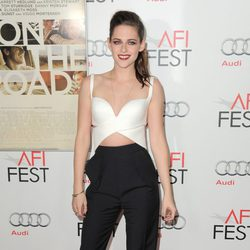 Kristen Stewart promociona 'On The Road' en el AFI Fest
