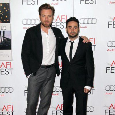 Ewan McGregor y Juan Antonio Bayona promocionan 'Lo imposible' en el Festival AFI 2012