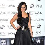 Tulisa Contostavlos en la gala Music Industry Trusts Awards 2012
