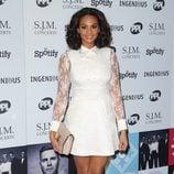 Alesha Dixon en la gala Music Industry Trusts Awards 2012