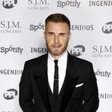 Gary Barlow en la gala Music Industry Trusts Awards 2012