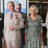 El Príncipe de Gales y la Duquesa de Cornualles en Australia
