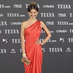 Natasha Yarovenko en los Premios Telva 2012
