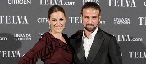 Raquel Sánchez Silva y Mario Biondo en los Premios Telva 2012