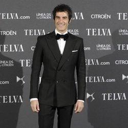 Jorge Fernández en los Premios Telva 2012