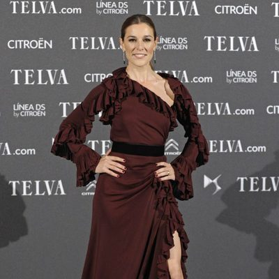 Raquel Sánchez Silva en los Premios Telva 2012