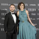 Nicolás Vaudelet y Sandra Barneda en los Premios Telva 2012