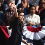 Eva Longoria apoya a Obama en su campaña electoral