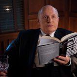 Anthony Hopkins lee 'Psicosis' en 'Hitchcock'