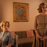 Scarlett Johansson y Jessica Biel en 'Hitchcock'