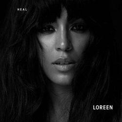 Portada de 'Heal', el primer disco de Loreen