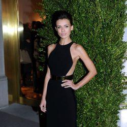 Natasha Yarovenko en la inauguración de una tienda Stella McCartney en Barcelona
