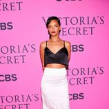 Rihanna en el Victoria's Secret Fashion Show 2012