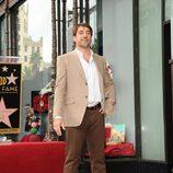 Javier Bardem sobre su estrella del Paseo de la Fama de Hollywood