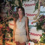 Malena Costa en la inauguración del restaurante Ikibana en Barcelona
