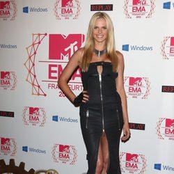 Anne V en los MTV Europe Music Awards 2012