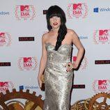Carly Rae Jepsen en los MTV Europe Music Awards 2012