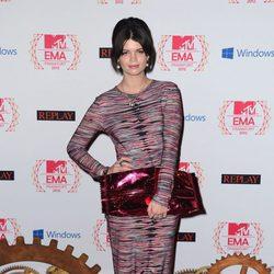 Pixie Geldof en los MTV EMA 2012