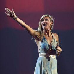 Heidi Klum, maestra de ceremonias en los MTV Europe Music Awards 2012