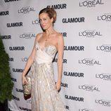 Petra Nemcova en los Premios Glamour Mujeres del Año 2012