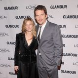 Ryan y Ethan Hawke en los Premios Glamour Mujeres del Año 2012