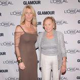 Rory y Ethel Kennedy en los Premios Glamour Mujeres del Año 2012