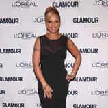 Mary J. Blige en los Premios Glamour Mujeres del Año 2012