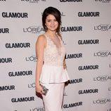 Selena Gomez en los Premios Glamour Mujeres del Año 2012