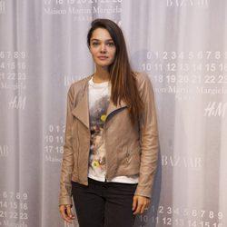 Ana Rujas en la fiesta de Maison Martin Margiela y H&M