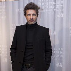 Jesús Olmedo en la fiesta de Maison Martin Margiela y H&M