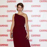 Penélope Cruz en la fiesta de presentación del Calendario Campari 2013