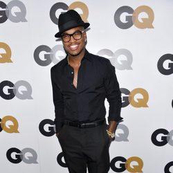 Ne-Yo en la fiesta GQ Hombres del Año en Los Angeles