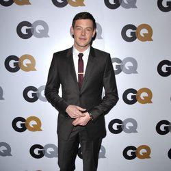 Cory Monteith en la fiesta GQ Hombres del Año en Los Angeles